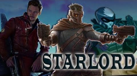 "Guardianes de la galaxia (2014) Conoce a Peter Quill ""Star-Lord"" Spot Doblado"