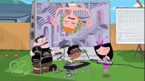 Lo Digital Llegó - Phineas y Ferb HD