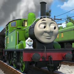 Oliver (1 voz) en <a href=