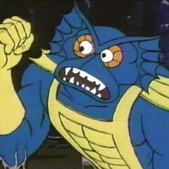 Mer-Man (1ª voz) también en <a href=