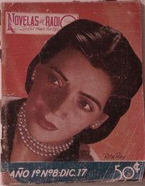 Novelas de radio - Rita Rey