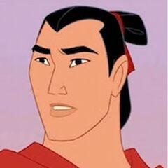 Capitán Li Shang en <a href=