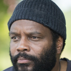 Tyreese Williams en <a href=