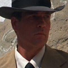 Agente alemán (Steve Hanson) en el redoblaje de <a href=