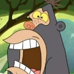 Gorila en <a href=