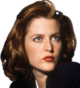 Dana Scully X files young