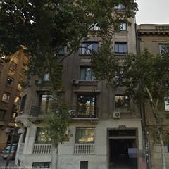 Vista externa con Google Street View
