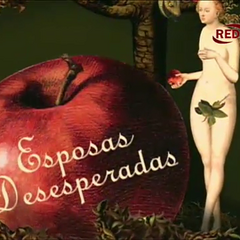 Título en español durante el resumen del episodio anterior y durante el tema de entrada.