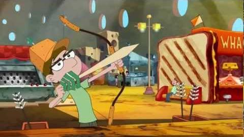 Quesopía - Phineas y Ferb HD