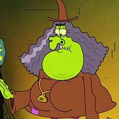 Bruja Hag en <a href=