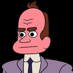 Alcalde Bill Dewey de <a href=