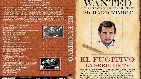 El Fugitivo 1x02 David Janssen (1963) DVD RIP Audio Latino ® Manuel Alejandro 2016