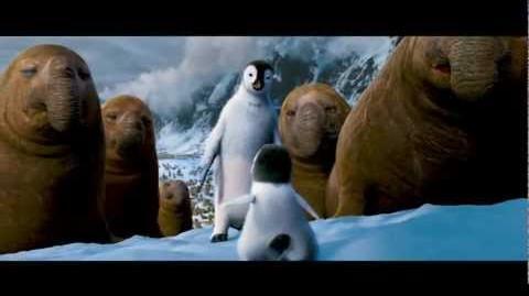 Happy Feet El Pingüino 2 - Trailer 2 Español Latino - FULL HD