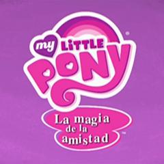 Logotipo en español traducido por Discovery Kids (El Regreso de la Armonia Primera Parte).