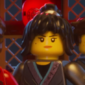 Ninjago película Nya Smith