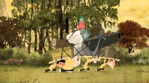 Phineas y Ferb Como un Ornitorrinco Ser - El invento de ayer - Video Musical