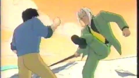Promo Las Aventuras De Jackie Chan - Cartoon Network Latino (Año 2001)