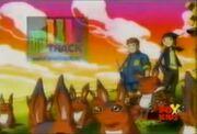 Créditos de doblaje Digimon Frontier