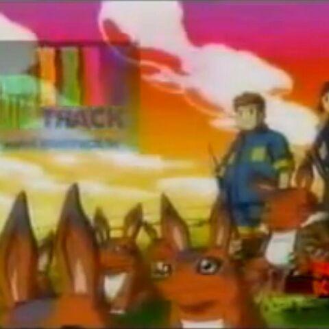 Créditos de doblaje (Digimon Frontier)