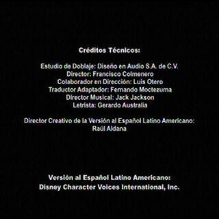 Créditos técnicos (TV)