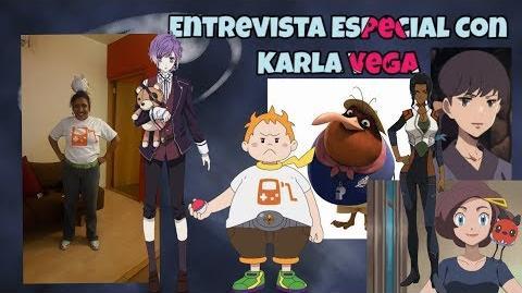 Entrevista Especial Con Karla Vega