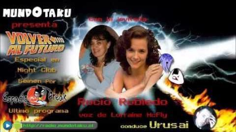Entrevista a Rocio Robledo en Espacio Freak