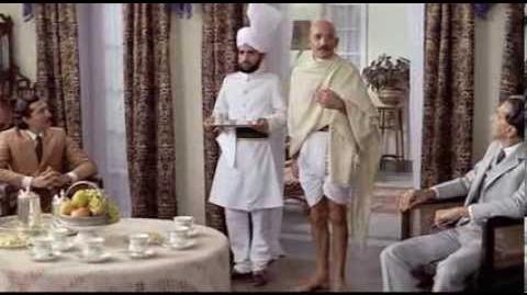 Gandhi 3 - Servicio e Influencia
