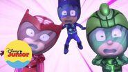 Juegos en la Luna PJ Masks Héroes en Pijamas