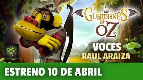 """Raúl Araiza Casi Impone Su Voluntad en """"Guardianes de Oz"""""""