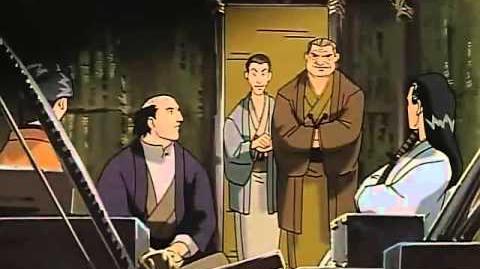 Samurai X 17 Marimo, la bala humana