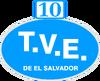 TVE El Salvador 10 1964