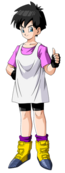 Videl en Dragon Ball Z