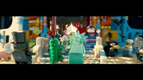 """LA GRAN AVENTURA LEGO - Increíble 30"""" HD - Oficial de Warner Bros"""