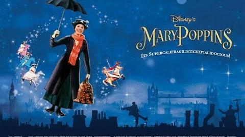 Mary Poppins (1964) Trailer Oficial Doblado