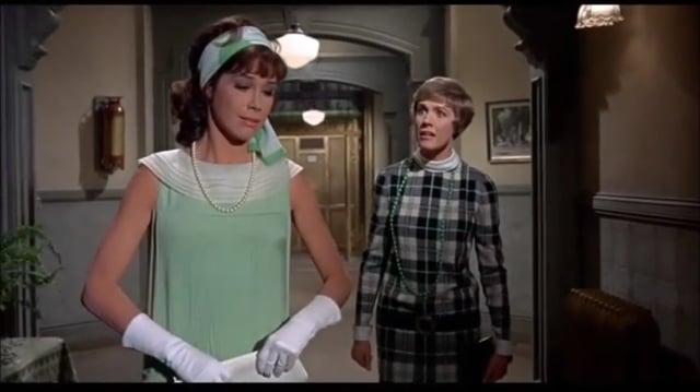 Millie,Una Chica Moderna (1967) Fragmento Español Latino-0