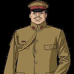 Coronel Mutō en <a href=