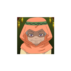 Anciana de la Aldea de los Dragones en <a href=