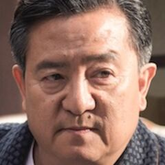 Presidente Cho en <a href=