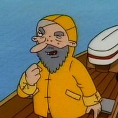 Viejo Earl (1ª aparición) en <a href=