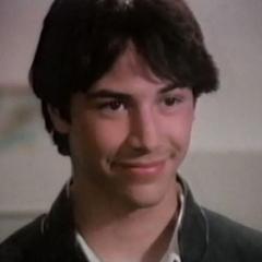Michael Riley (17 años) en <a href=