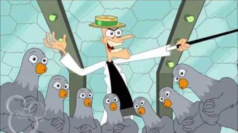 Mi Hermano El Exquisito - Phineas y Ferb HD