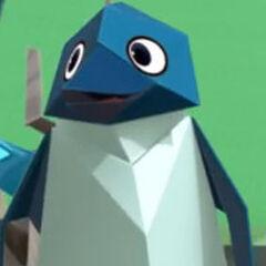 Pele, el pingüino en <a href=