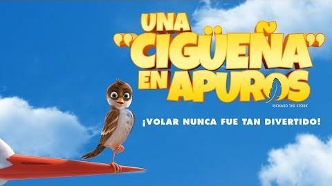 Una Cigüeña en Apuros - Tráiler oficial de la película - Doblado al español