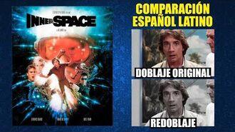 Viaje Insólito -1987- Doblaje Original y Redoblaje - Español Latino - Comparación y Muestra