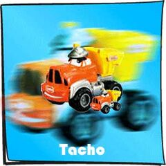 Tacho en <a href=