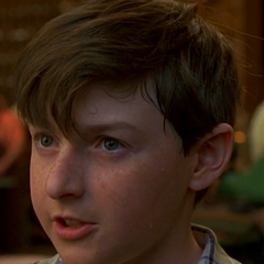 Alan Parrish (niño) en <a href=