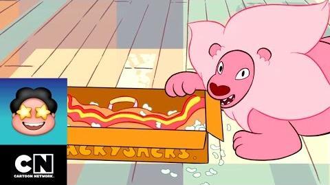 Desempaque Steven Universe Minisodios Cartoon Network