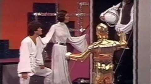 Donny and Marie starwars part1 and 2