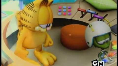 El Show de Garfield - Día de perros