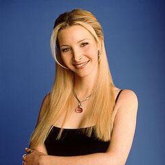 Phoebe Buffay en <a href=